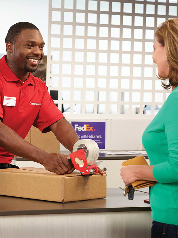 Here for you. Here for your business. Save 20% on FedEx® Express