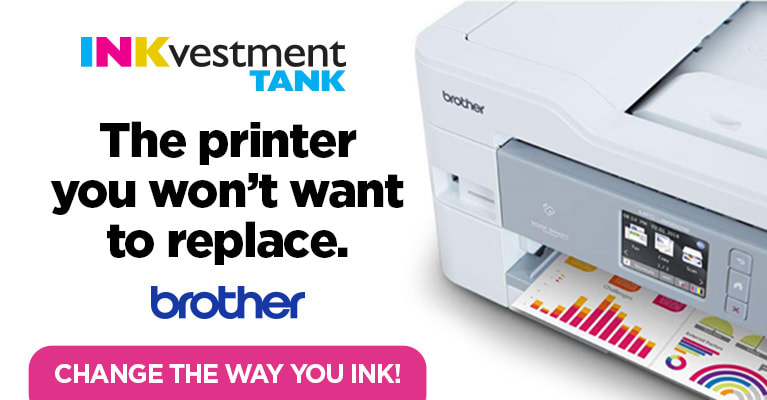 Brother InkVestment: Change the way you INK!