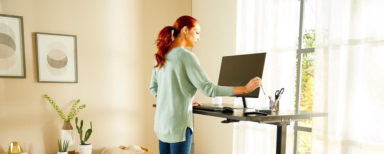Work-From-Home Wellness: Standing Desks