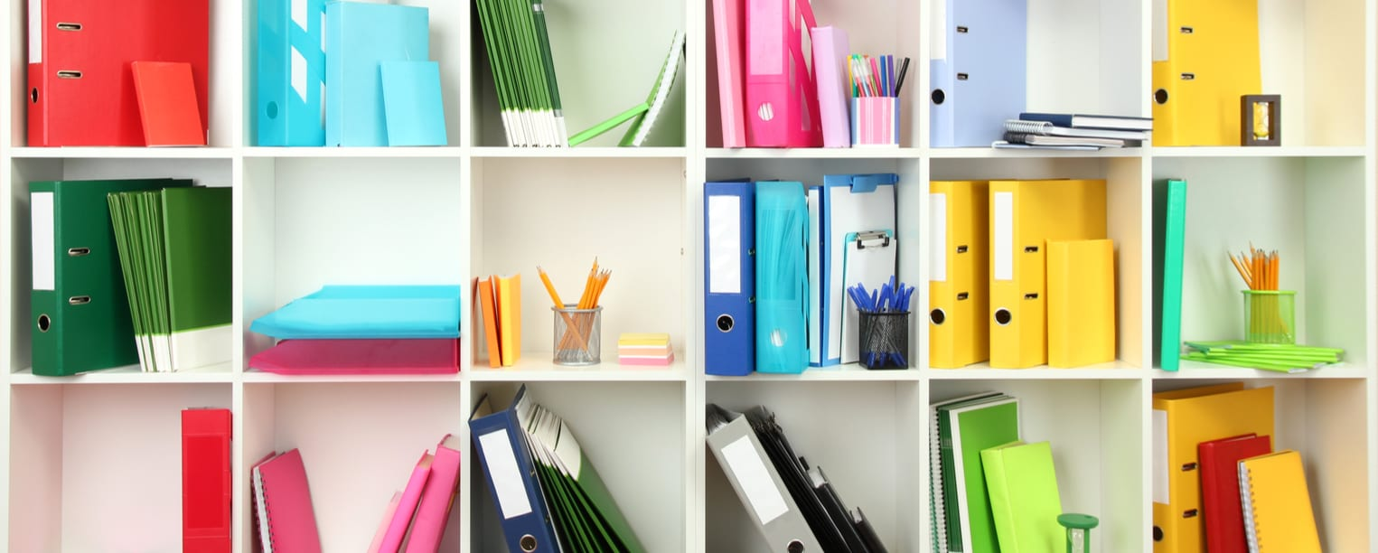 Create a Well-Organized Office or Learning Space
