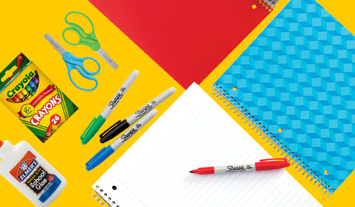 Save up to 60% on our best selling school supplies