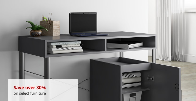 Save over 30% on select furniture