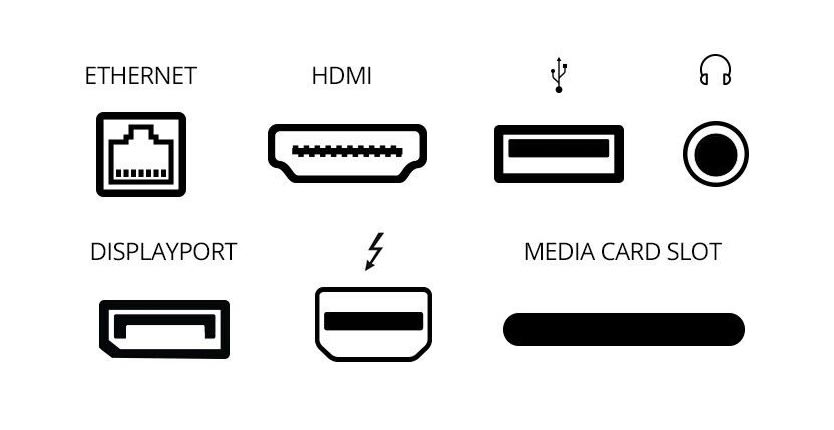 PC Connector Ports