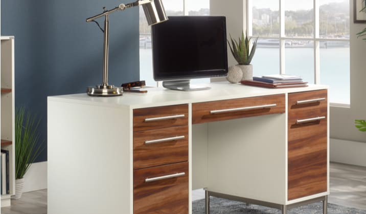 Contemporary desks