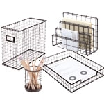 See Jane Work® Wire Collection