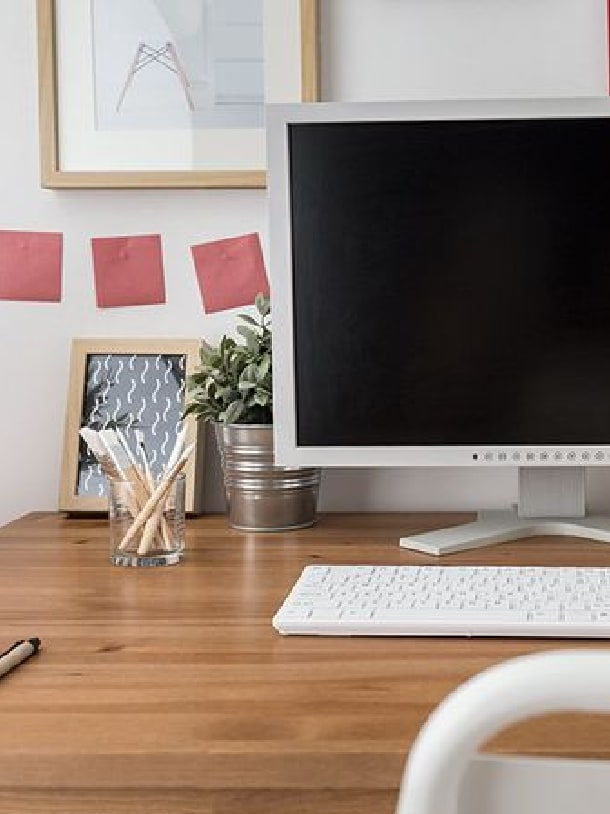 How to design a successful home office