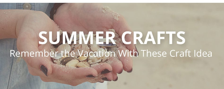 5 Fun and Creative Summer Craft Ideas for Kids