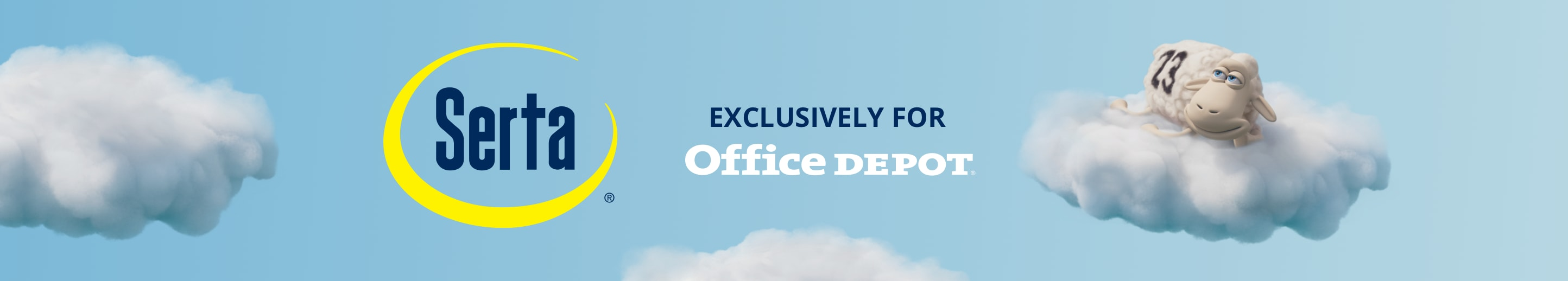 Serta - Exclusively for Office Depot