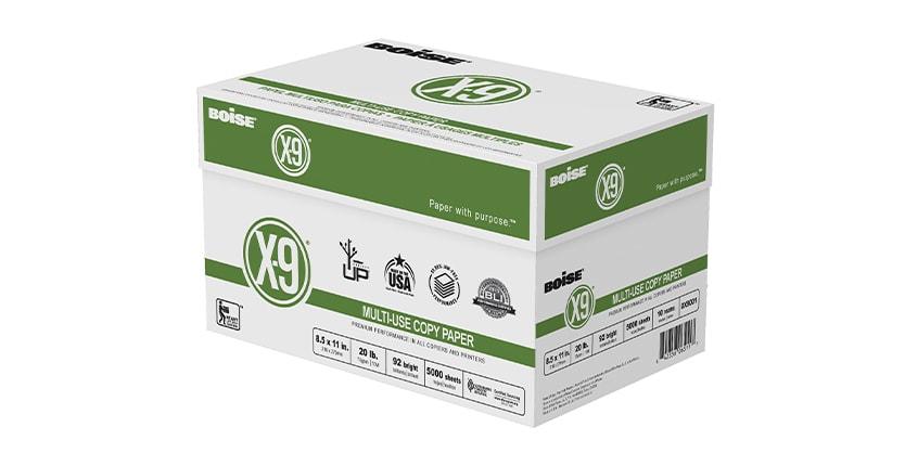 Boise® X-9® 10-ream case