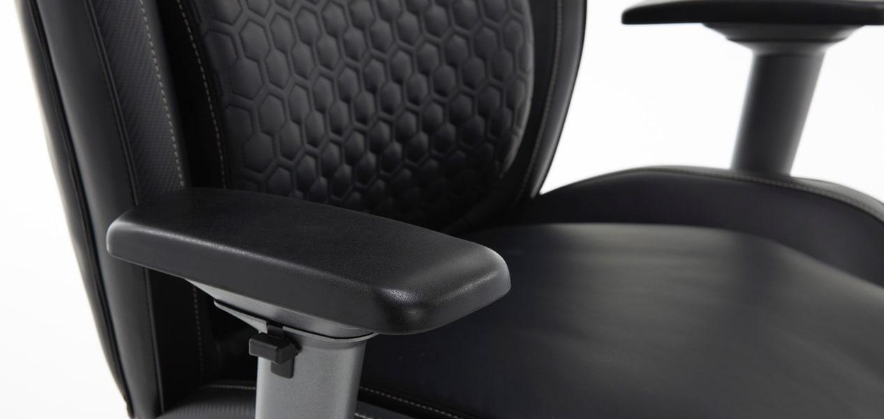 Multi-way adjustable armrests
