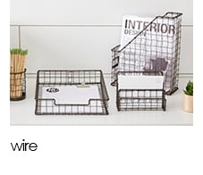 See Jane Work: Wire Collection