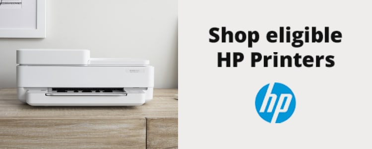 Shop eligible HP Printers