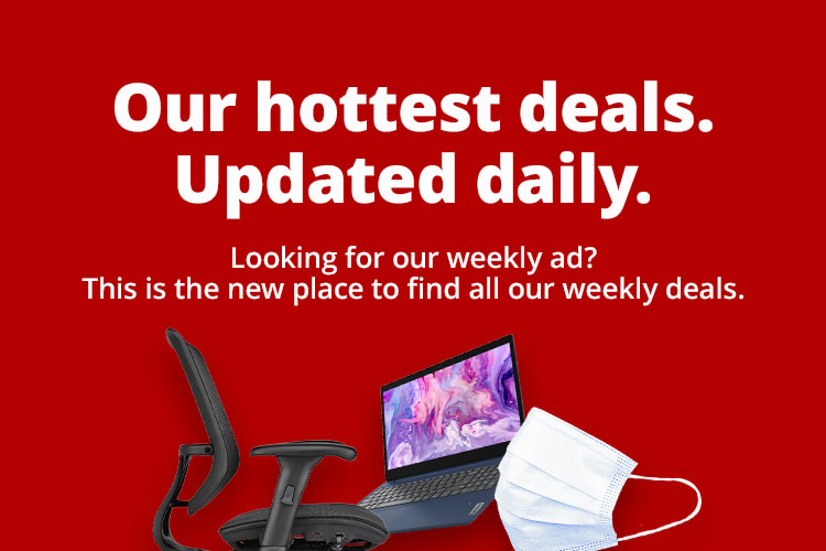 Our hottest deals. Updated Daily.