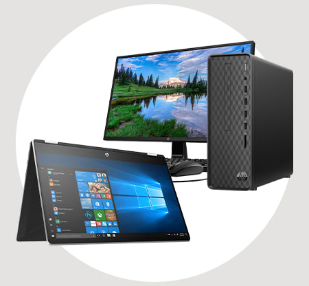 PCs & Monitors