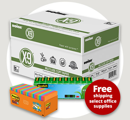 Save over 30% on Office Supplies