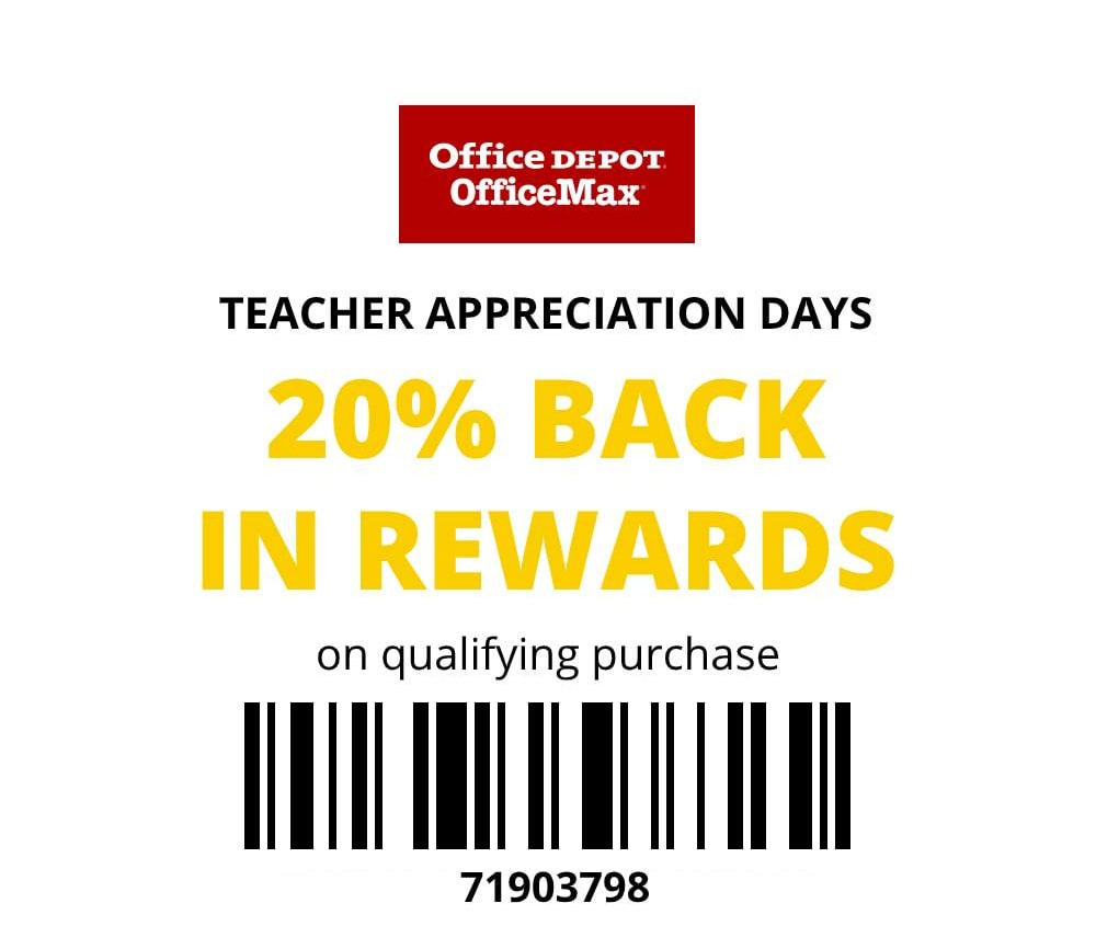 Teacher Special Savings