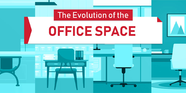Evolution of Office Space