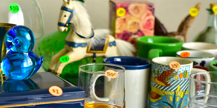 Put a Label On It: Garage Sale Pricing Methods That Work