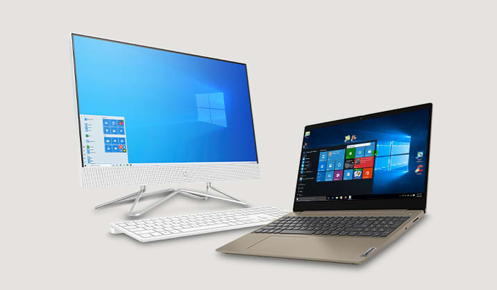 Save up to $150 on select PCs & monitors