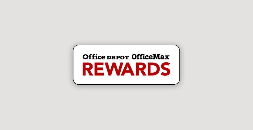 Office Depot Office Max Rewards