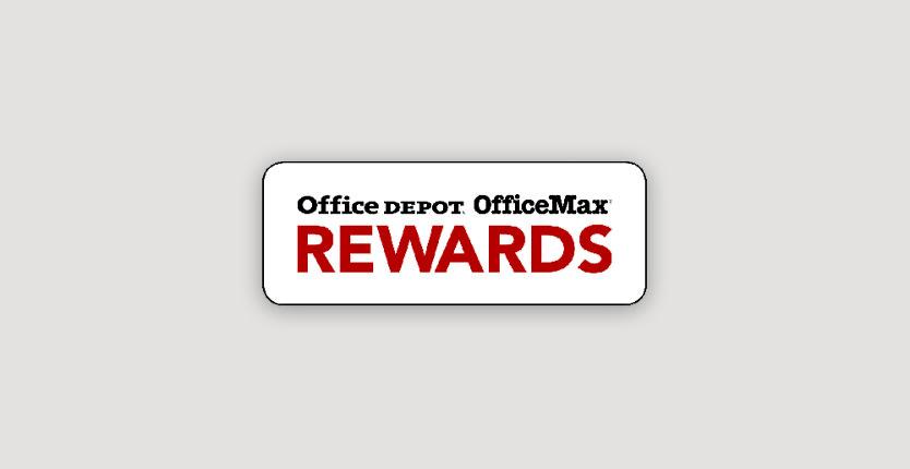 Office Depot Office Max Rewards