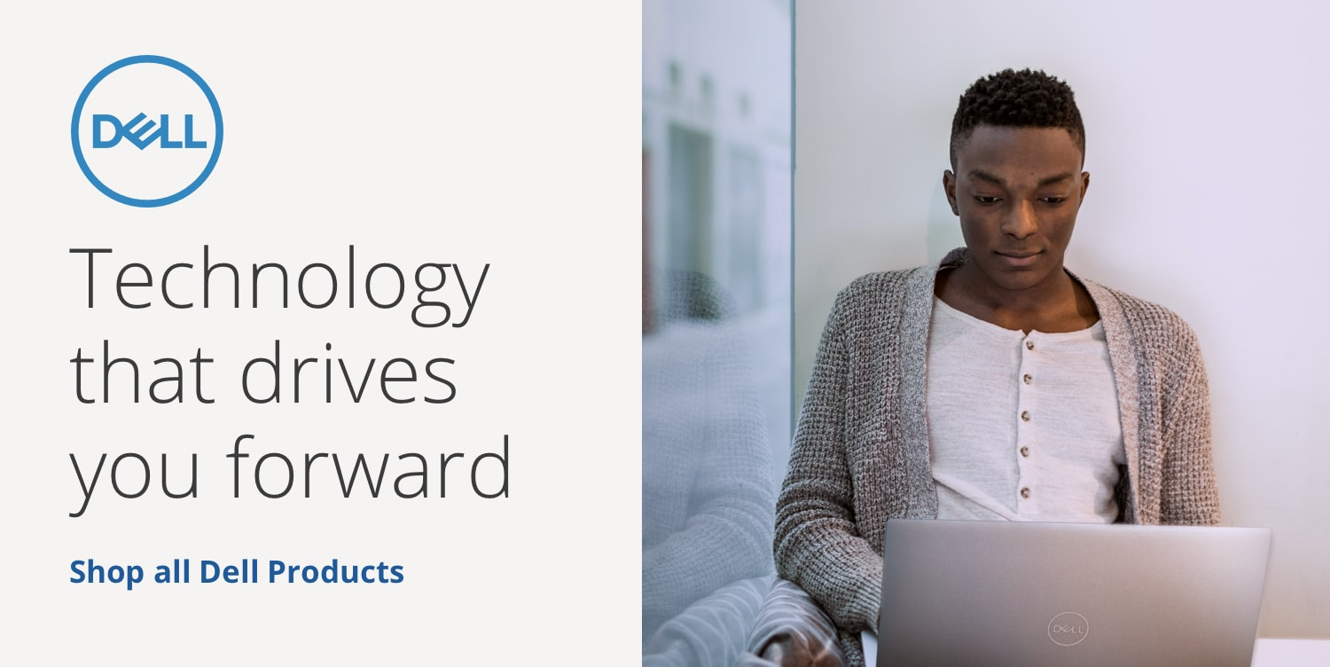 Dell | Technology that drives you forward