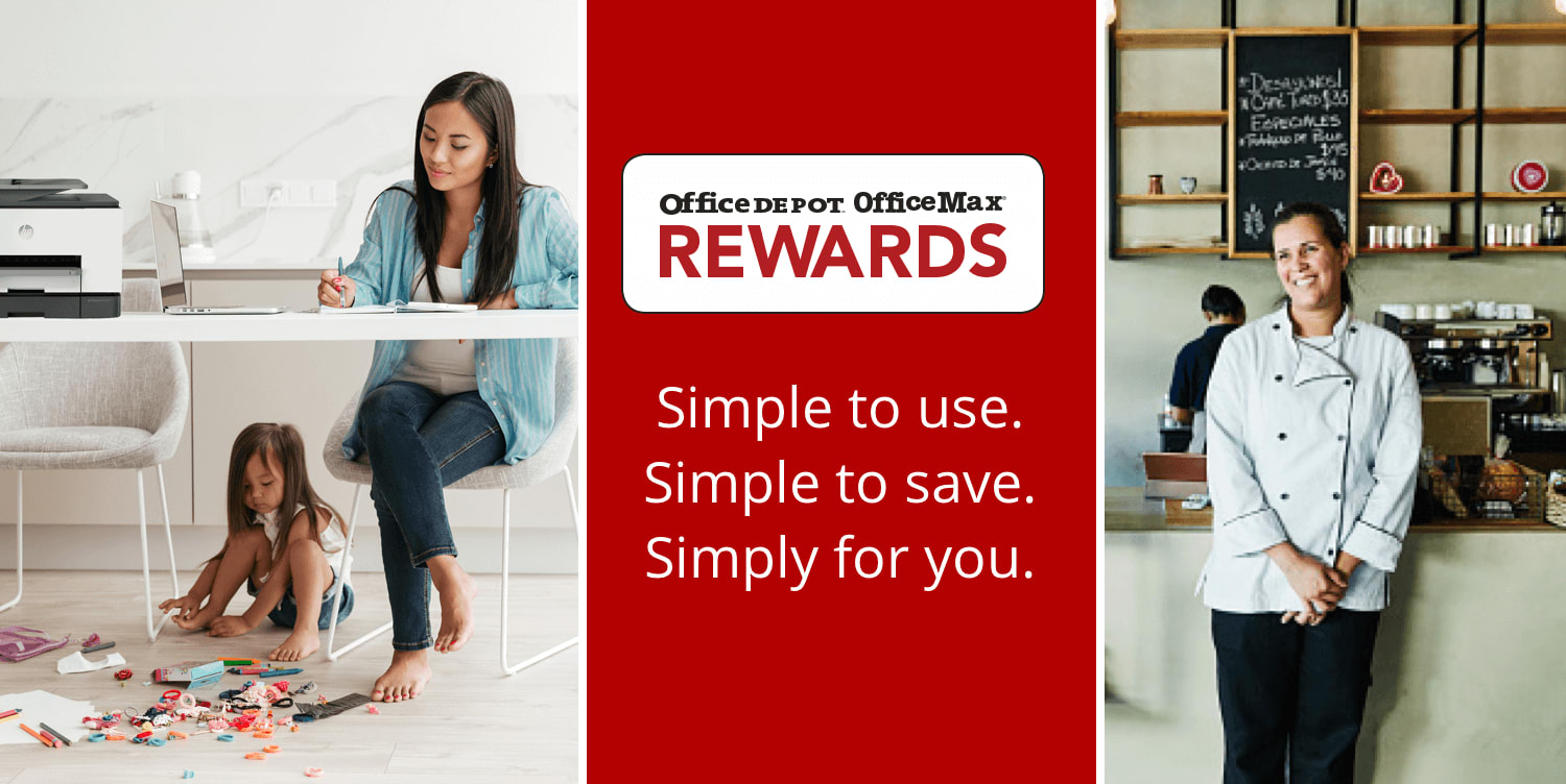 Office Depot® Rewards Program