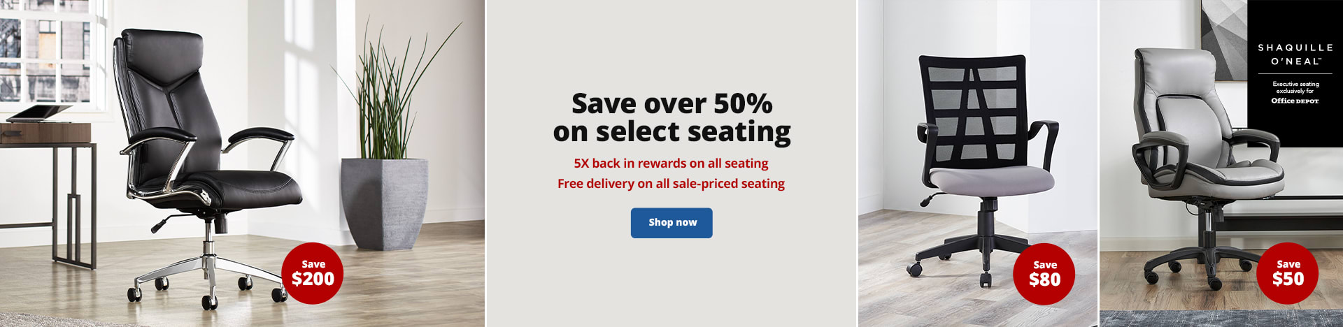 Work From Anywhere. Save over 50% on select seating. Free delivery on all sale-priced furniture