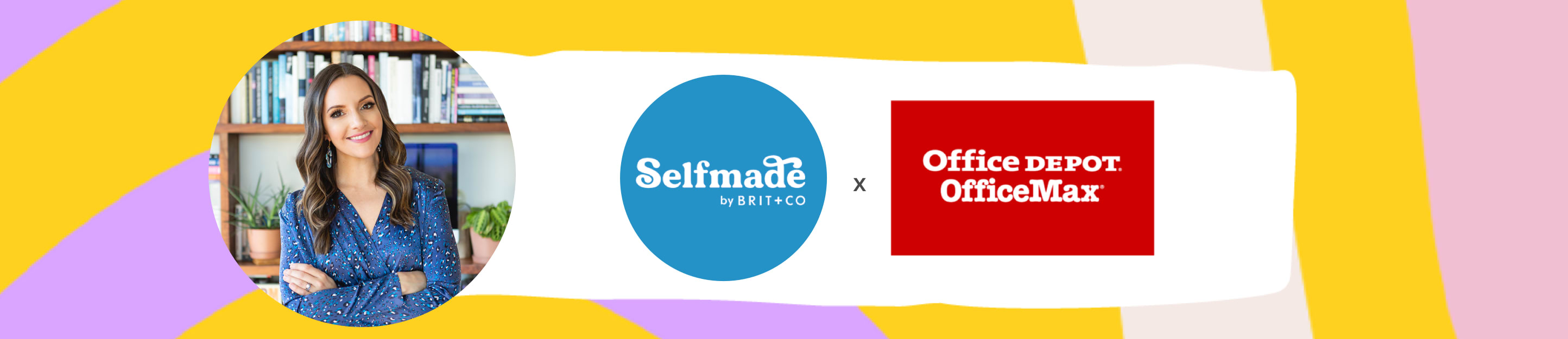Selfmade scholarship signup business owner