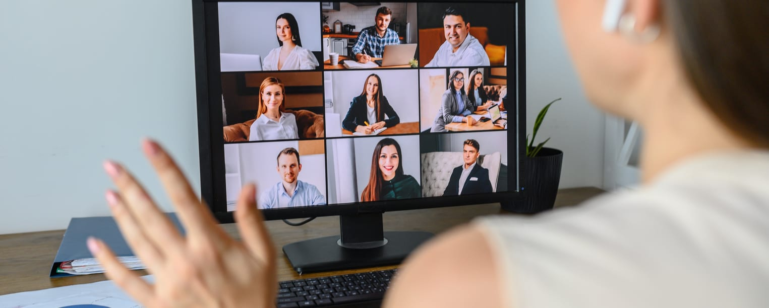 How to Set Up Your Workspace to Enhance Video Calls