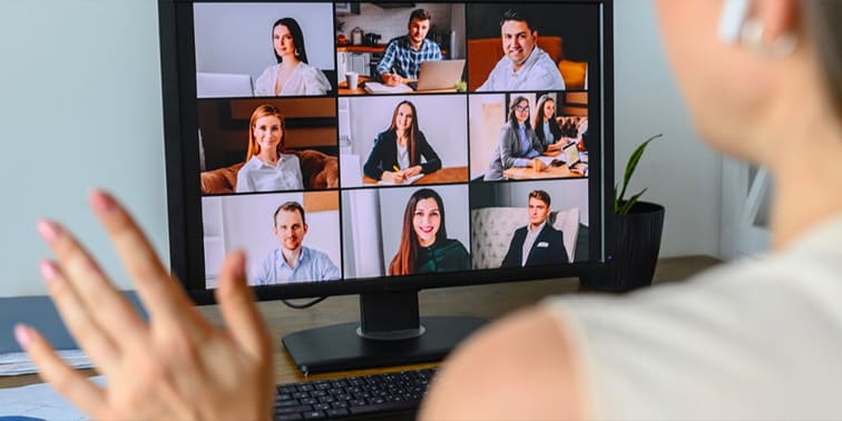 Professionalism From Home: How to Set Up Your Workspace to Enhance Video Calls