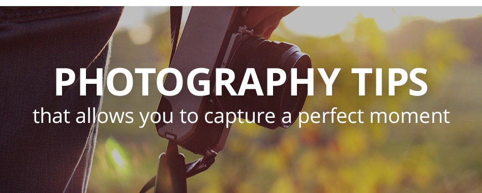 Basic Photography Tips for Newbies