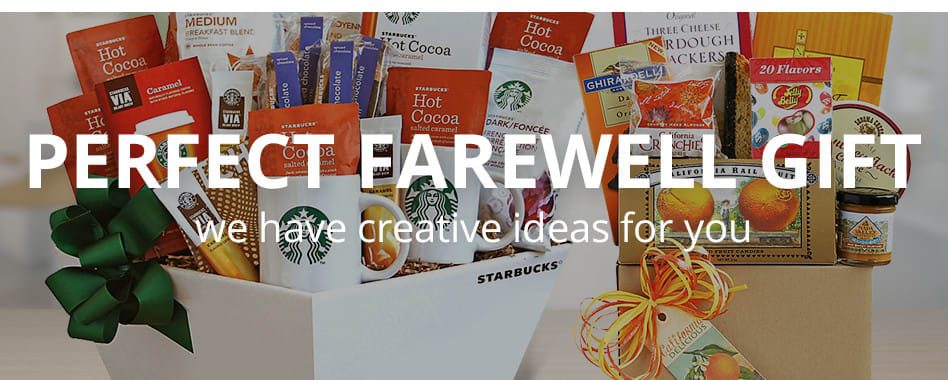 Give Your Best Employees Personalized Going Away Gifts They'll Treasure
