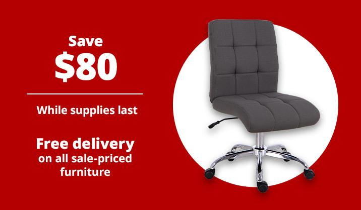 $59.99 Brenton Studio® Dexie Low-Back Task Chair