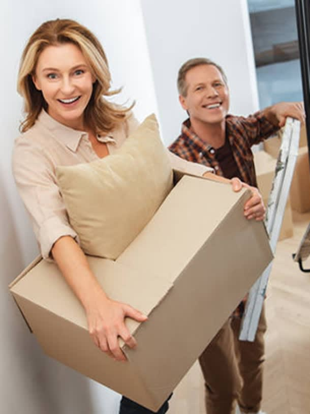 Moving, made simple Find everything you need to make your new beginning stress-free