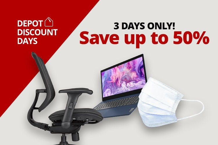 3 Days only! Save up to 50%