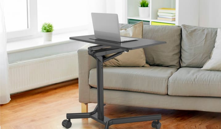 Realspace Height-Adjustable Laptop Desk