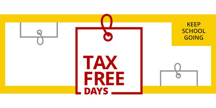 Tax Free Days