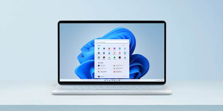 Image of a Windows Laptop