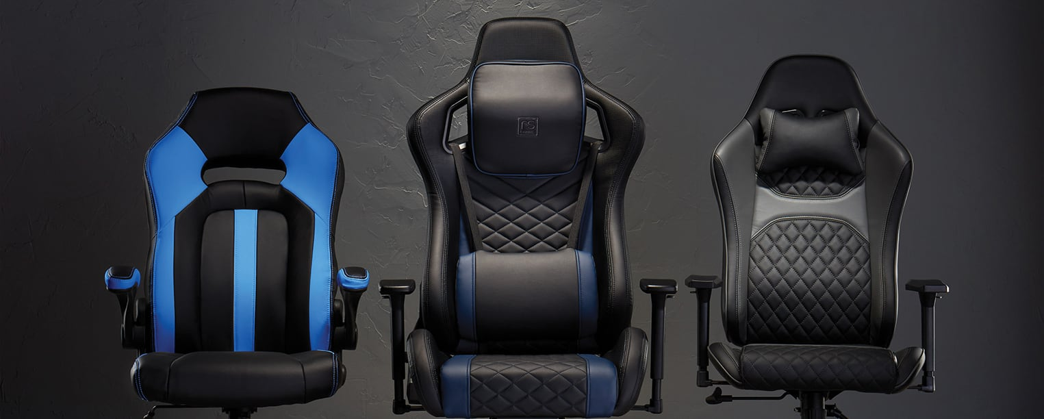 Types of gaming chairs to consider