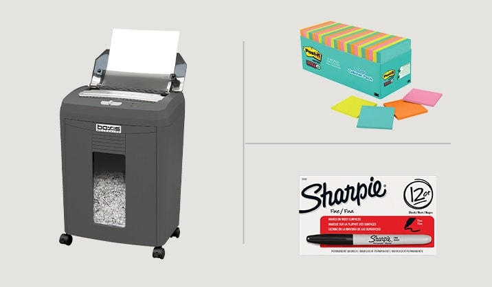 Save up to 40% on office equipment to keep you going