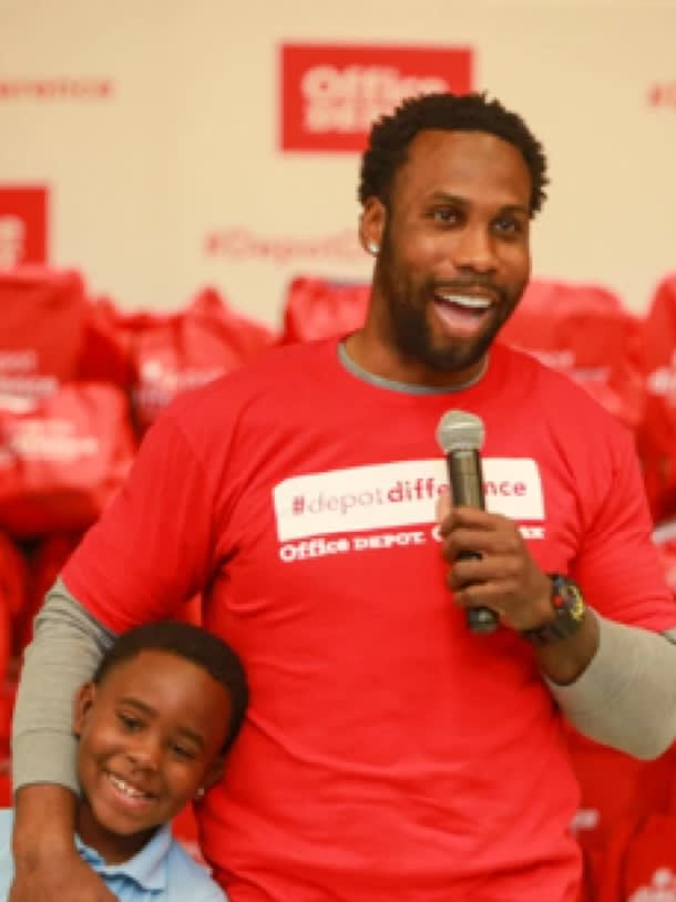 Former Pro Football Player Shares 4 Tips for Small Business Success