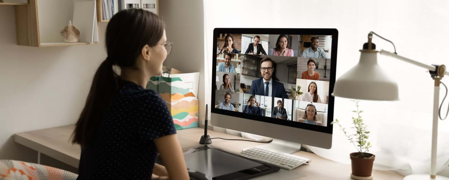 Creating a Hybrid Workplace Set up for Productivity and Collaboration