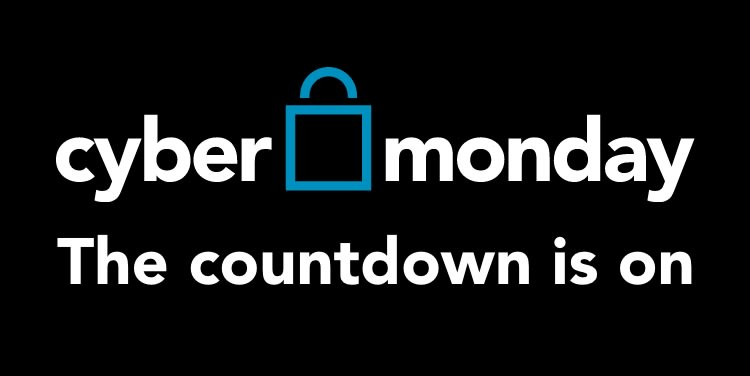 Cyber Monday. The Countdown is on