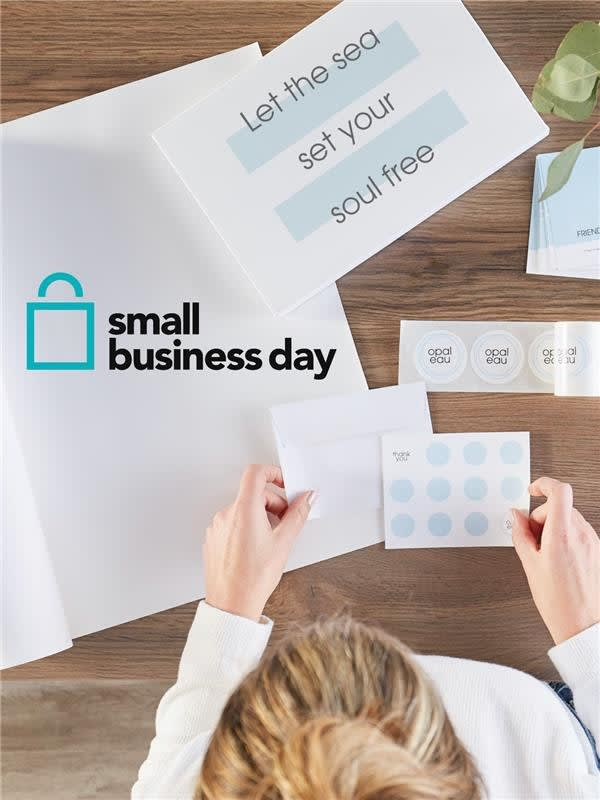 5 step prep for small business day
