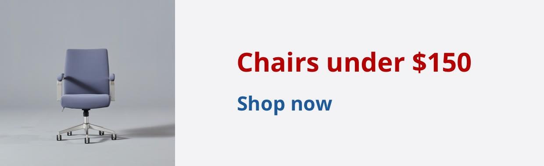 Chairs under $150
