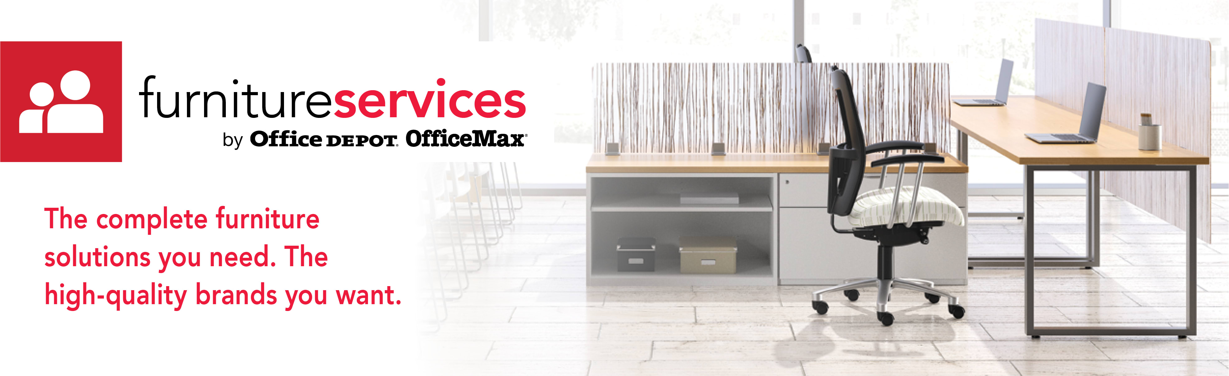 furniture services by OfficeDepot OfficeMax