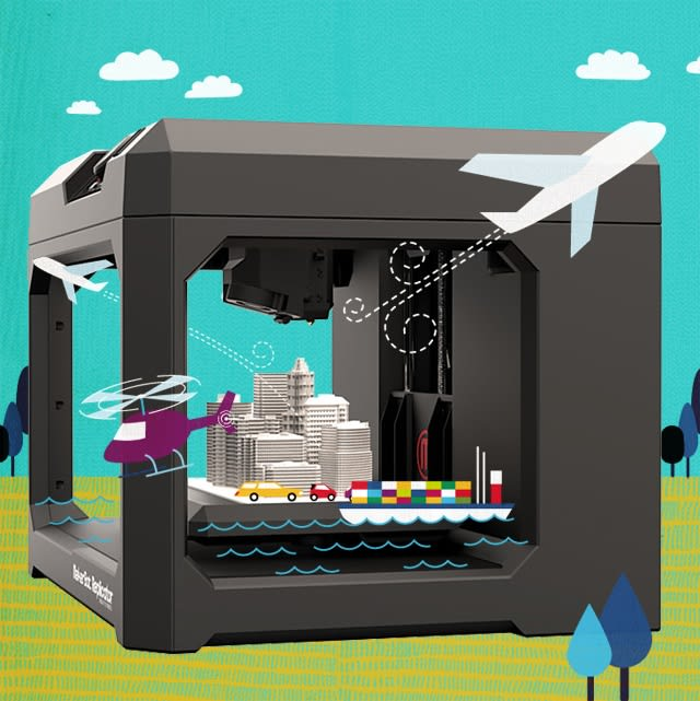 5 Interesting Business Trends Involving 3D Printing-1