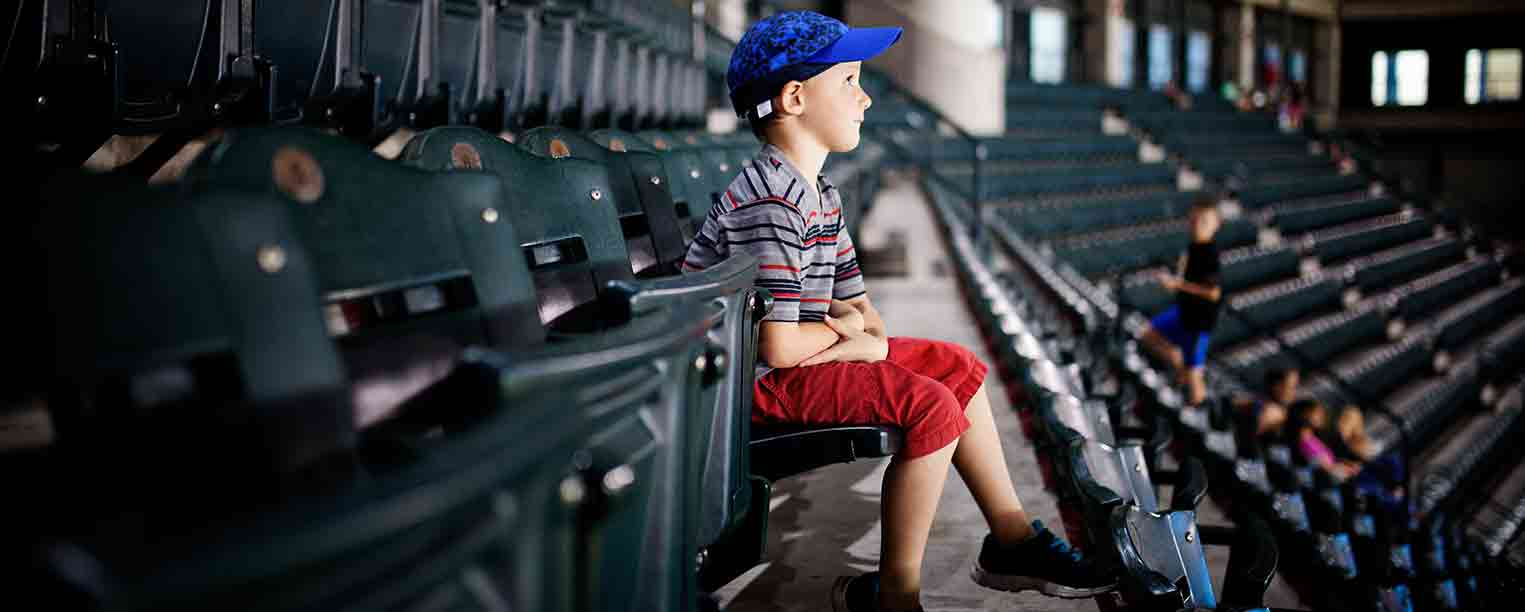 Bleacher Creatures: Keep Comfort a Priority During Games