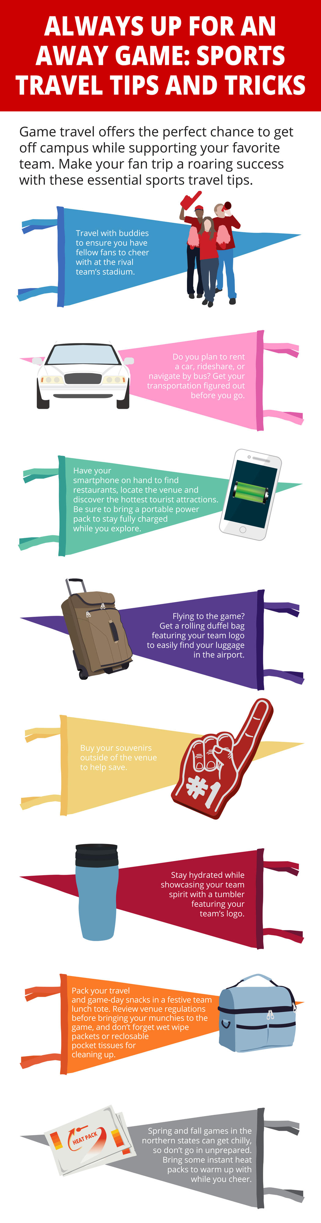 Always Up for an Away Game: Sports Travel Tips and Tricks